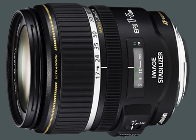 Canon EF-S 17-85mm 1:4-5,6 IS USM