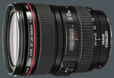 Canon EF 24-105mm 1:4L IS USM
