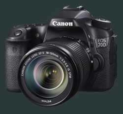 Canon EOS 70D Pic