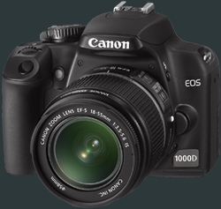 Canon EOS 1000D Pic
