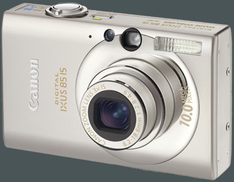 Canon Ixus 85 IS gro�