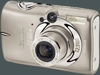 Canon Ixus 960 IS gro�