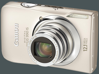 Canon Ixus 990 IS gro�