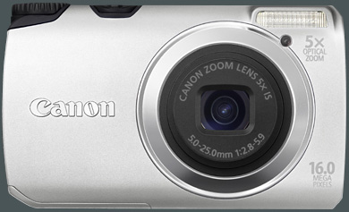 Canon PowerShot A3300 IS gro�