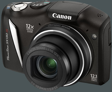 Canon PowerShot SX130 IS  groß