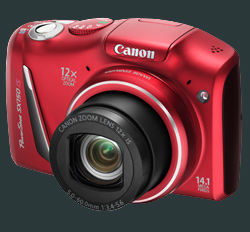 Canon PowerShot SX150 IS  Pic
