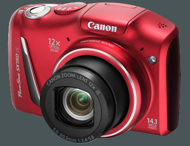 Canon PowerShot SX150 IS  gro�