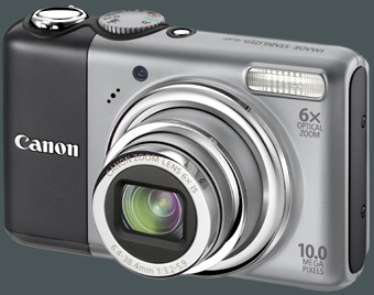 Canon PowerShot A2000 IS gro�