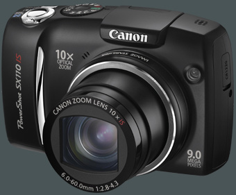 Canon PowerShot SX110 IS gro�