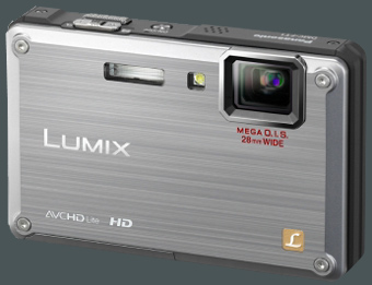 Panasonic Lumix DMC-FT1 groß