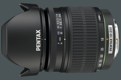 Pentax smc DA 18-250 mm / 3,5-6,3 ED AL [IF]