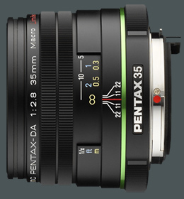 Pentax smc DA 35 mm / 2,8 Macro Limited