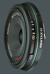 Pentax smc DA 40 mm / 2,8 Limited