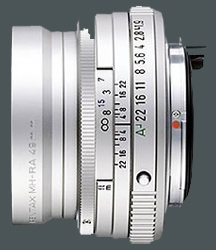 Pentax smc FA 43 mm / 1,9 Limited