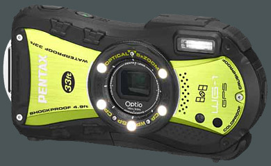 Pentax Optio WG-1 GPS gro�