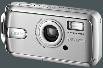Pentax Optio W20 groß