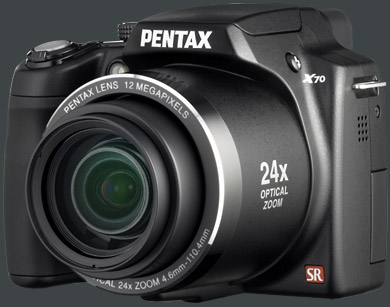 Pentax Optio X70 gro�