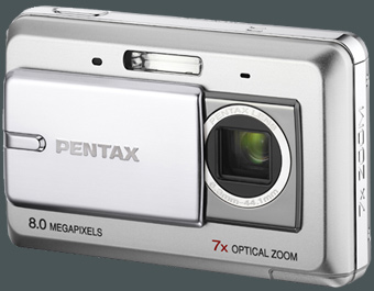 Pentax Optio Z10 gro�