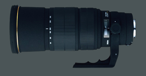 Sigma 120-300mm F2,8 EX APO HSM IF