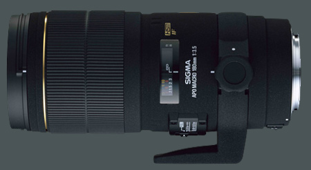 Sigma 180mm F3,5 EX APO HSM IF Makro