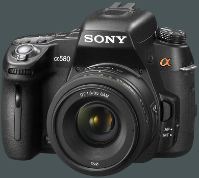 Sony DLSR-A580 gro�