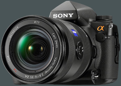 Sony DLSR-A850 gro�