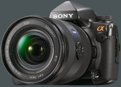 Sony DLSR-A900 gro�