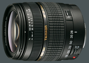 Tamron AF28-200mm F/3.8-5.6 XR Di Aspherical [IF] MACRO